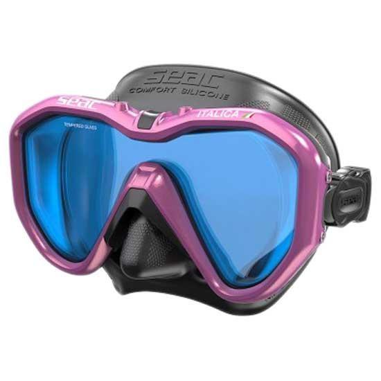 [해외]씨악서브 Italica Asian Fit Mirrored 10136679065 Black / Metal Pink