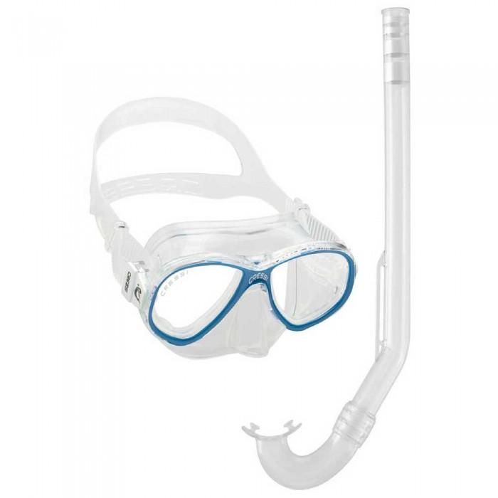 [해외]크레시 Kit Perla Junior Clear / Blue