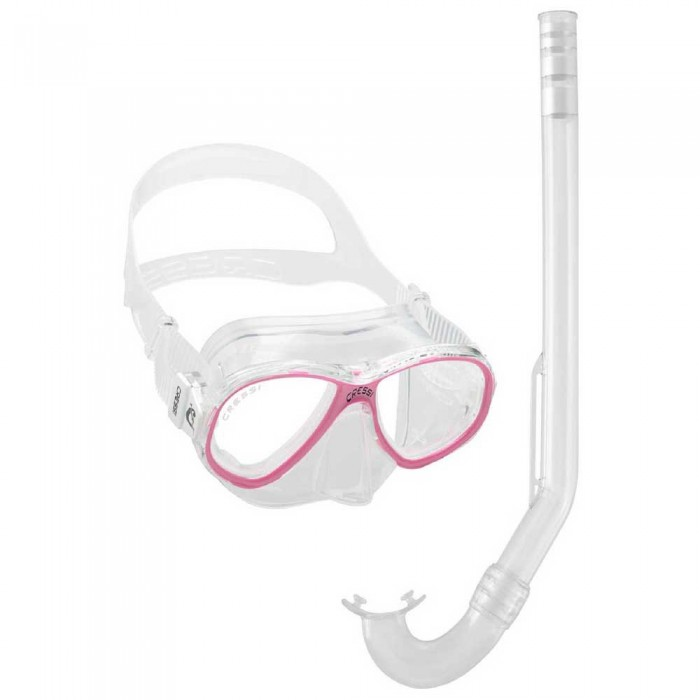 [해외]크레시 Kit Perla Junior Clear / Pink