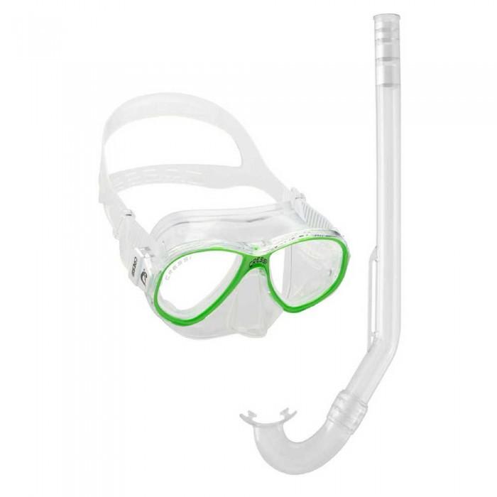 [해외]크레시 Kit Perla Junior Clear / Lime