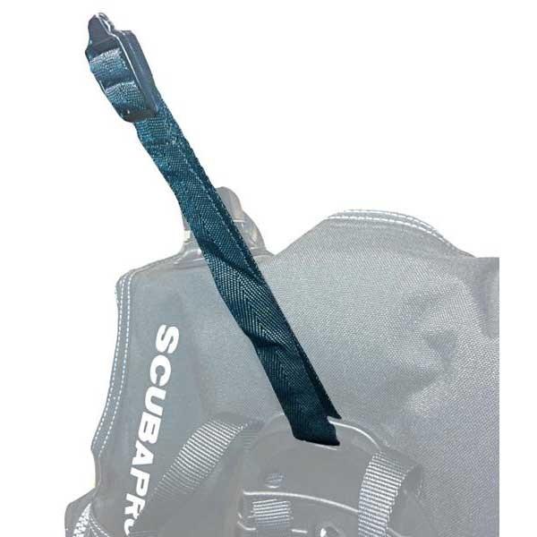 [해외]스쿠버프로 BCD 넥 탱크 Safety Spare 스트랩