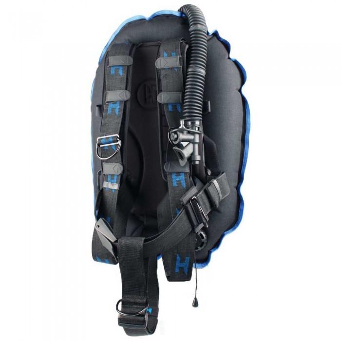 [해외]HALCYON Traveler Black / Blue