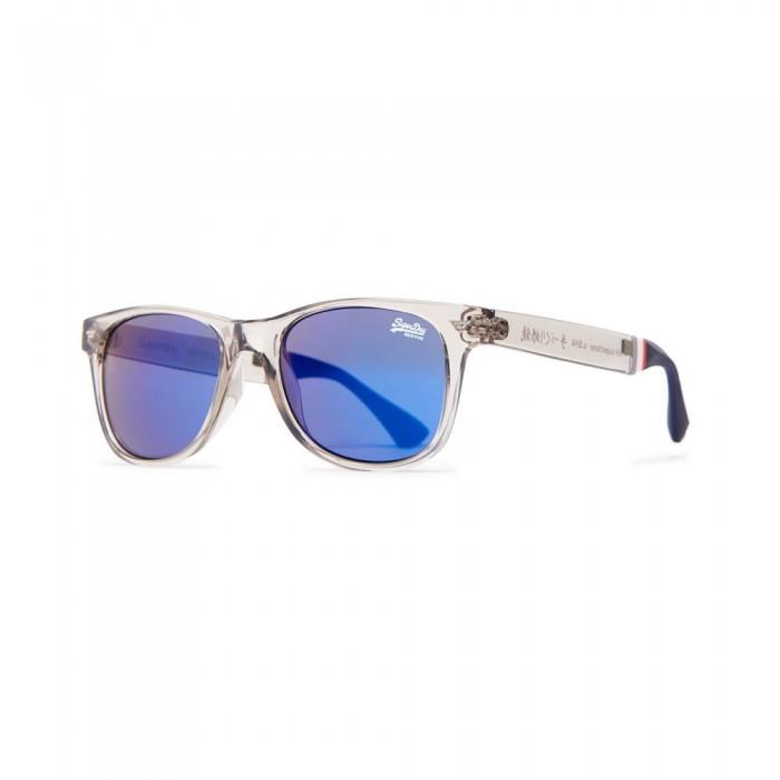 [해외]슈퍼드라이 슈퍼farer Gloss Grey Crystal / Blue Revo