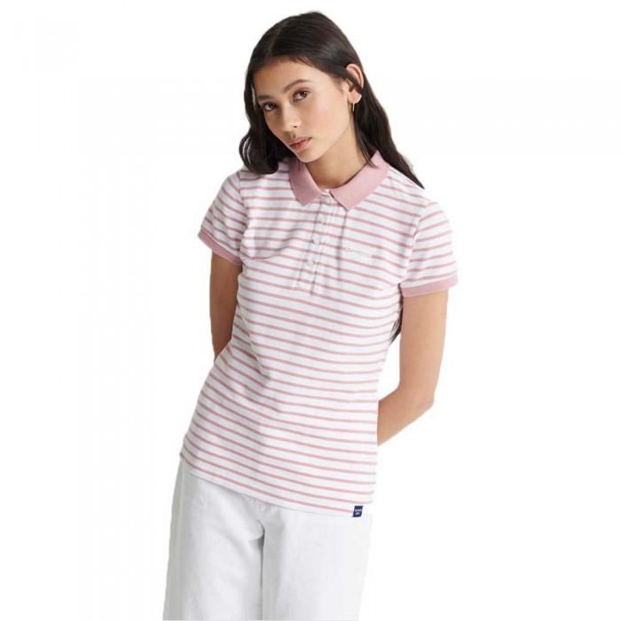 [해외]슈퍼드라이 스트라이프 Pink Stripe
