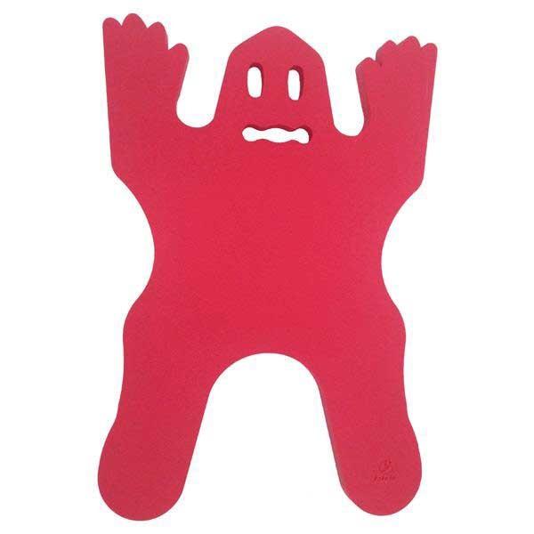 [해외]LEISIS Ghost Floating Mat Red