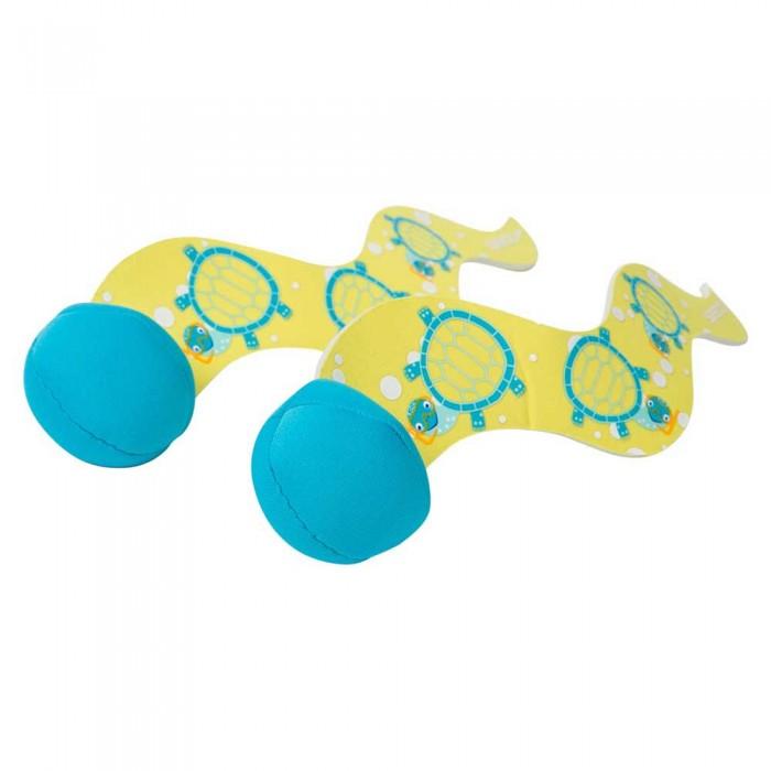 [해외]스피도 Turtle 다이버 Balls Empire Yellow/Turquoise/Marine Blue