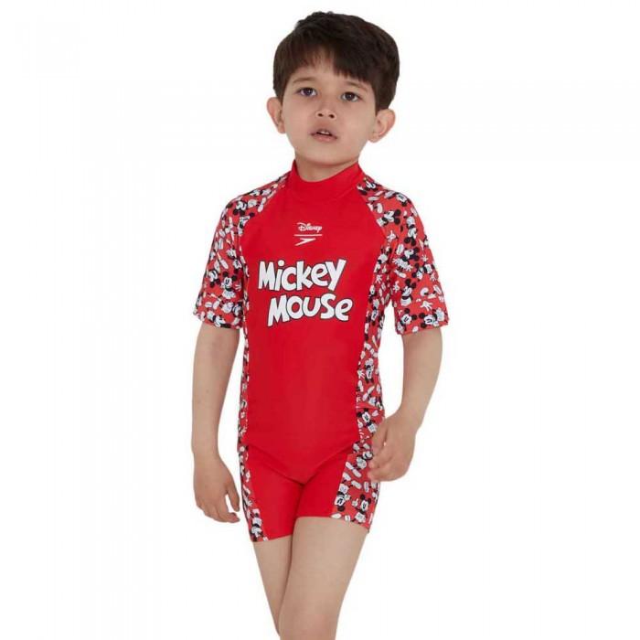 [해외]스피도 Disney Mickey Mouse All-in-One 137435282 Risk Red/Black/White
