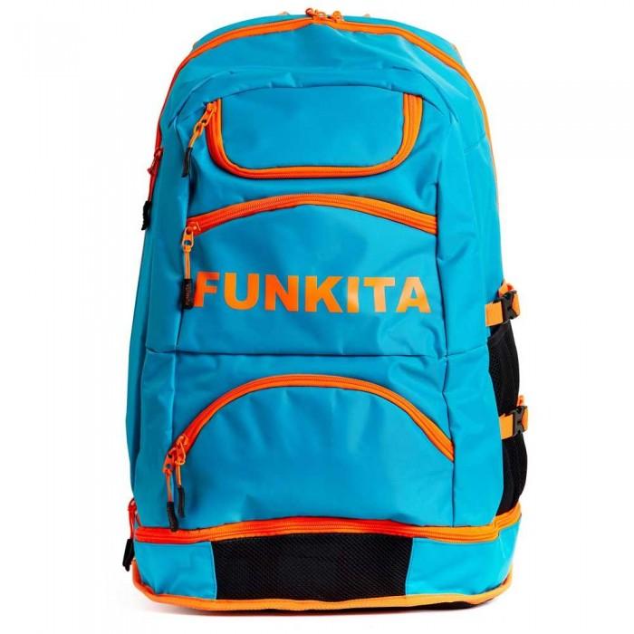 [해외]펑키타 Elite Squad Backpack 6136873212 Blue Lagoon