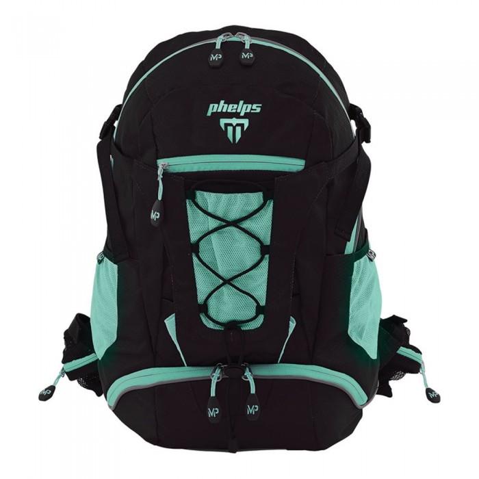 [해외]펠프스 Team 6137410083 Black / Turquoise