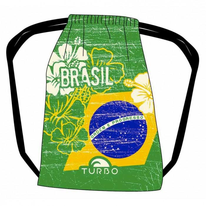 [해외]터보 Petate 메쉬 Brasil Multicoloured