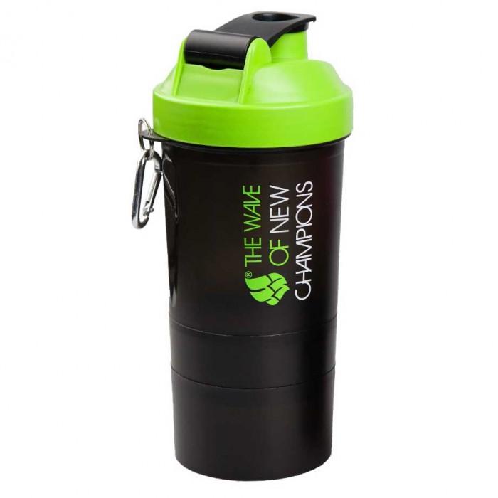 [해외]매드웨이브 Shaker 400ml Green