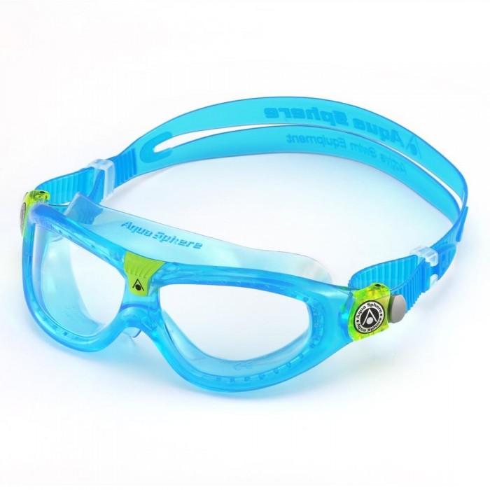 [해외]아쿠아스피어 Seal Kid2 18 Aqua / Lime