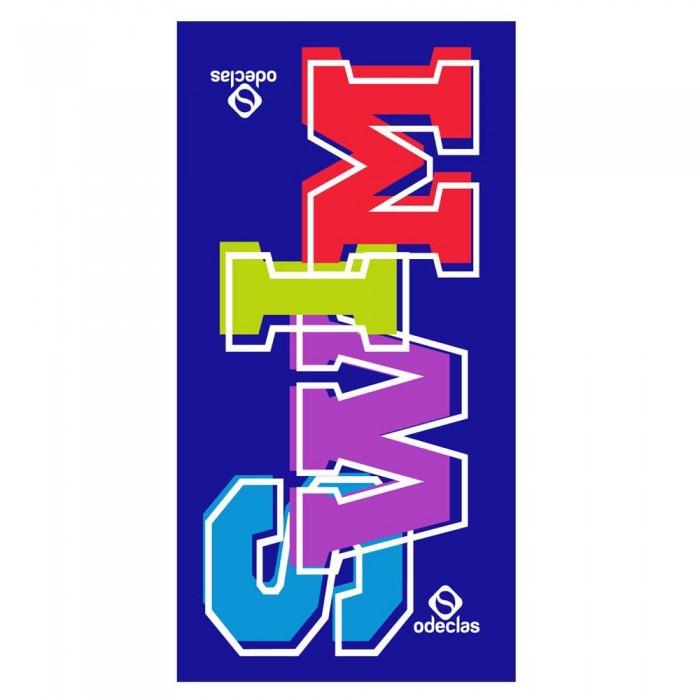 [해외]ODECLAS T-스윔 Multicolor