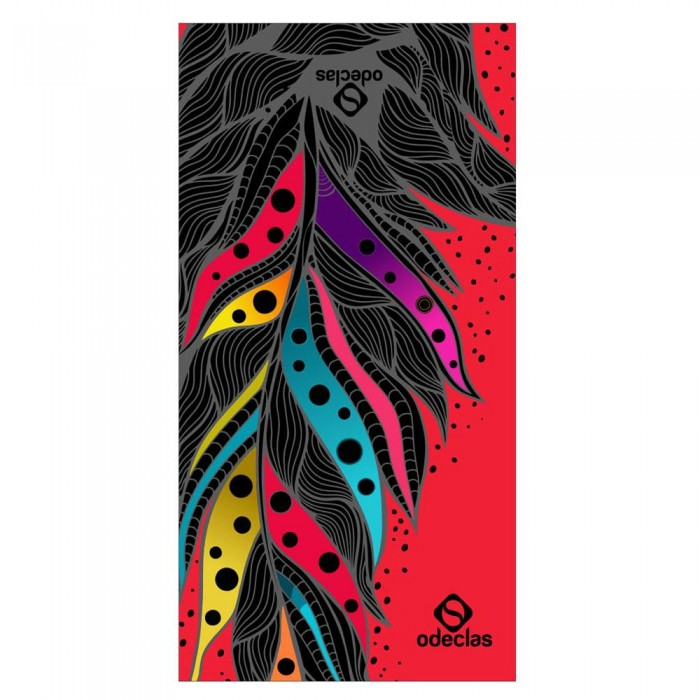[해외]ODECLAS T-Edna Multicolor