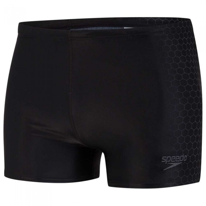 [해외]스피도 Placement Speedo Black/Oxid Grey