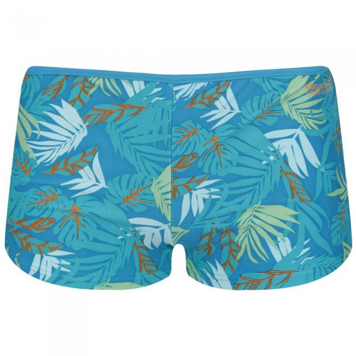 [해외]레가타 Aceana 숏 Enamel Tropical Print