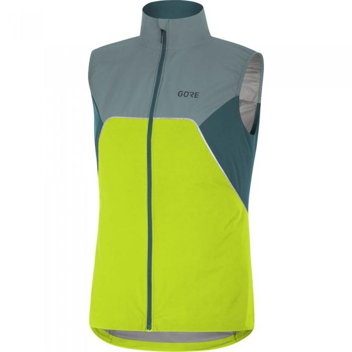 [해외]GORE? Wear R7 Partial Goretex Infinium 6137319188 Citrus Green / Nordic Blue