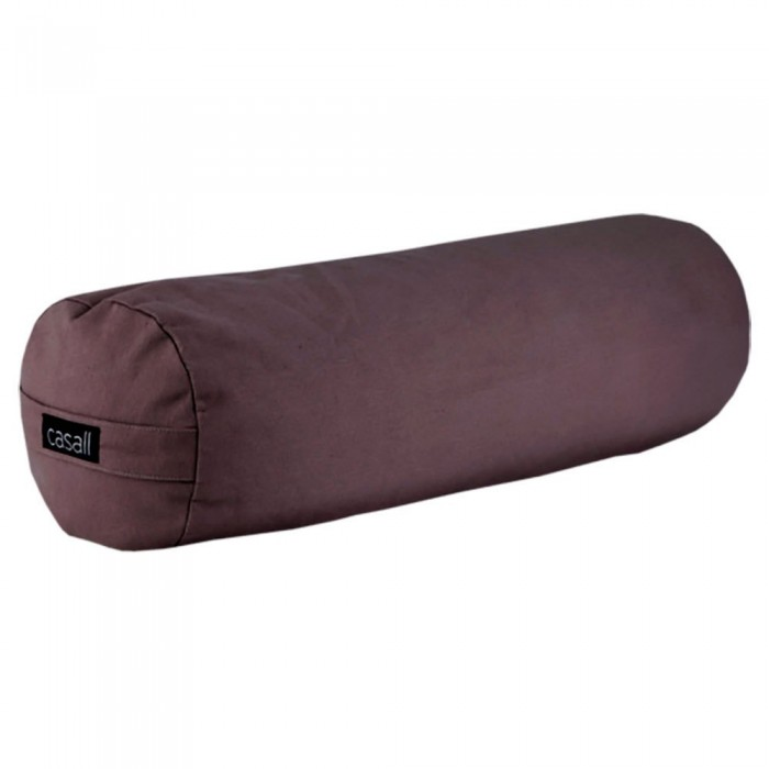 [해외]카살 Yoga Bolster Pillow Warm Grey