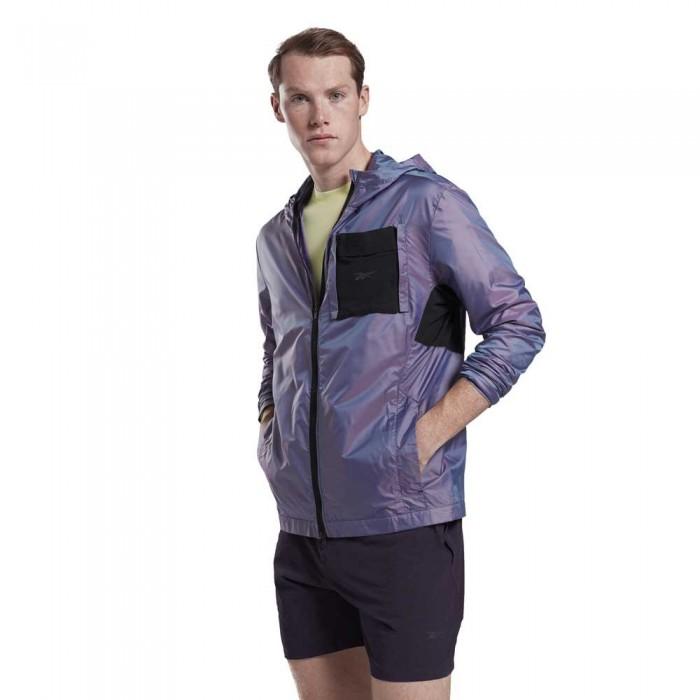 [해외]리복 One 시리즈 Running Night Run Convertible Purple Delirium
