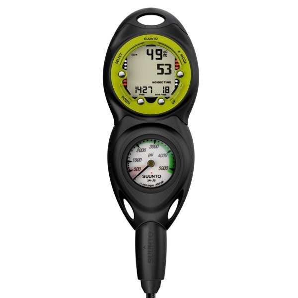 [해외]순토 CB 2 In Line/4000/Zoop Novo Combo 10135949435 Lime