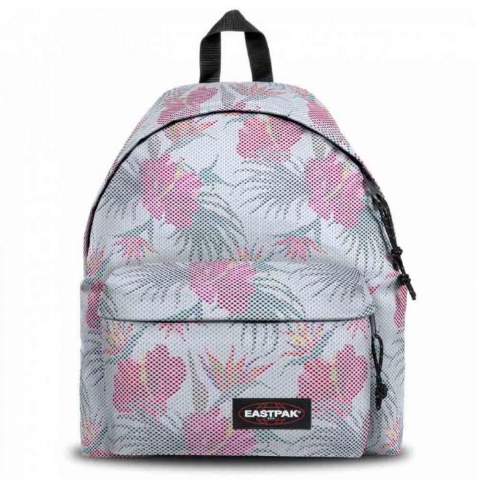 [해외]이스트팩 패디드 Pak´R 24L Mesh White Hibiscus