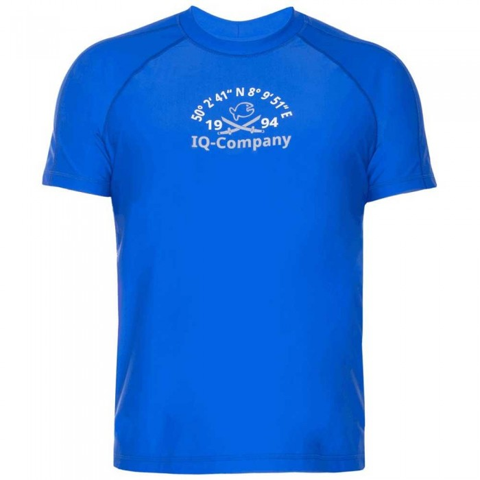 [해외]iQ-Company UV 300 셔츠 Loose 피트 Blue