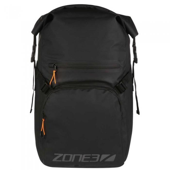 [해외]ZONE3 Waterproof Backpack 6137448237 Black/Orange