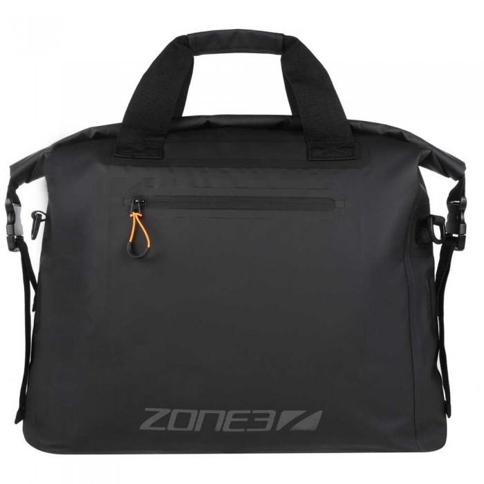 [해외]ZONE3 Waterproof Wetsuit Black/Orange