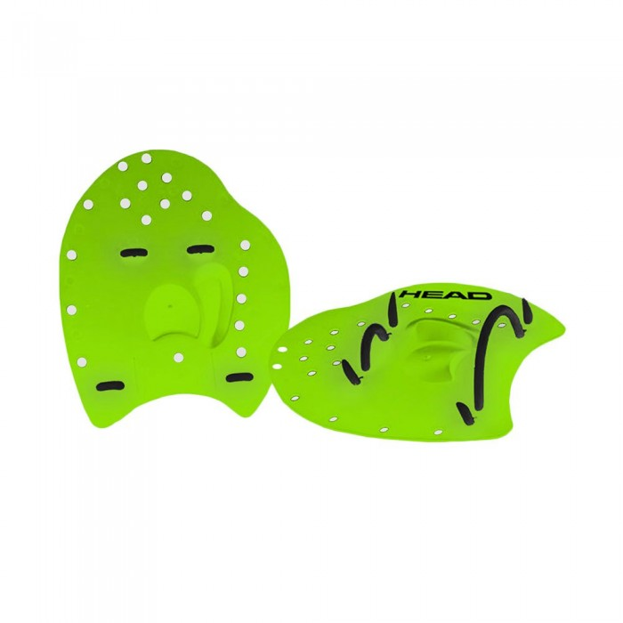 [해외]헤드 스윔MING Flat Paddles Lime / Black