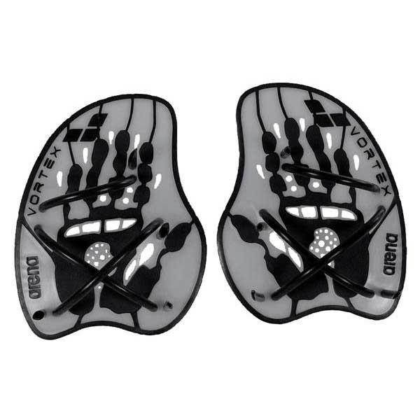 [해외]아레나 Vortex Swimming Paddles 657308 Silver / Black