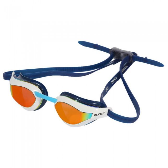 [해외]ZONE3 Viper-Speed 6137448295 Mirror Lens - Navy/White