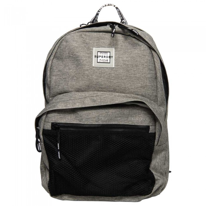 [해외]슈퍼드라이 Hayden Backpack Grey Marl