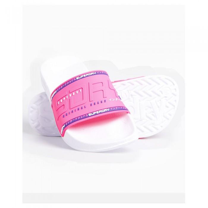 [해외]슈퍼드라이 시티 네온 풀 Fluro Pink