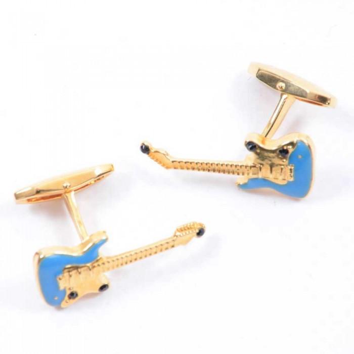 [해외]돌체앤가바나 727886/ Guitar Cufflinks Gold