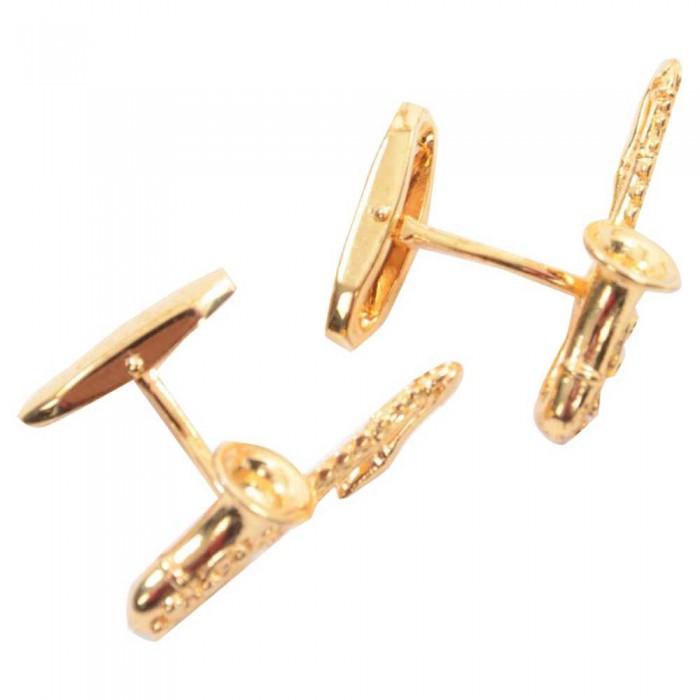 [해외]돌체앤가바나 730647/ Saxophone Cufflinks Gold