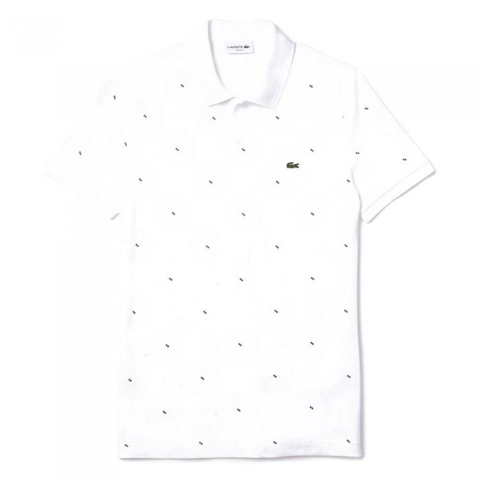 [해외]라코스테 Classic 피트 Blanc