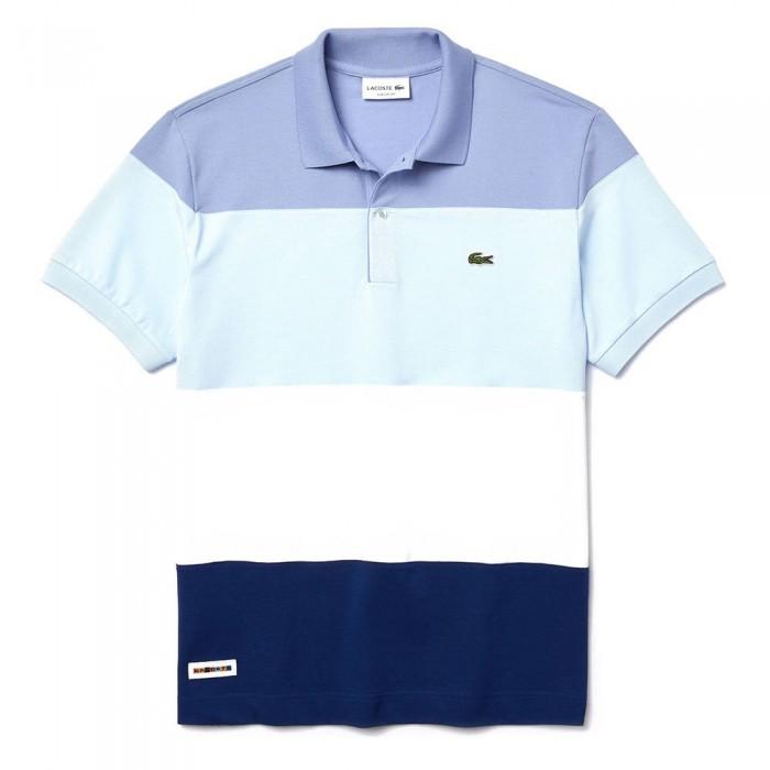 [해외]라코스테 PH5077-00 Navy Blue / White / Light Blue / Purple