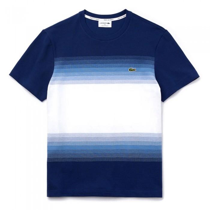 [해외]라코스테 Made In France Piqu? Navy Blue / White
