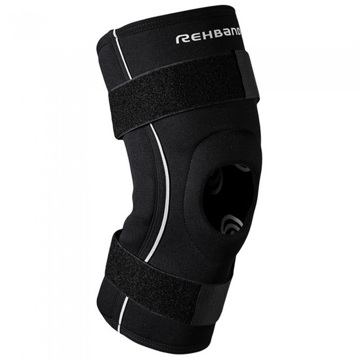[해외]리밴드 UD X-Stable Knee Brace 5 mm 6137513007 Black