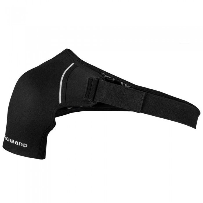 [해외]리밴드 QD Shoulder Support Right 3 mm 6137513024 Black