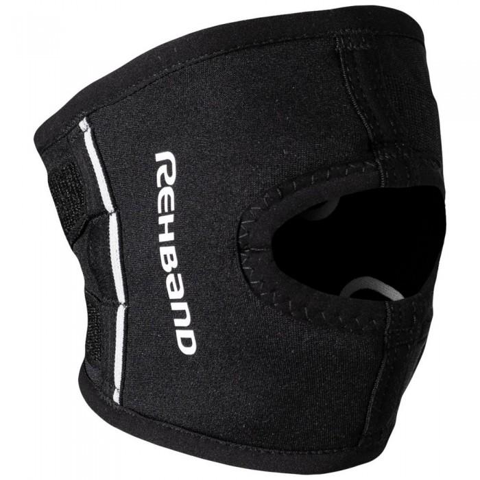 [해외]리밴드 UD Patella Stabilizing Knee Brace 3 mm 6137513030 Black
