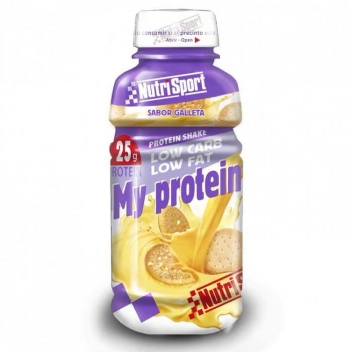 [해외]NUTRISPORT My Protein 330ml x 12 Units 6137478890