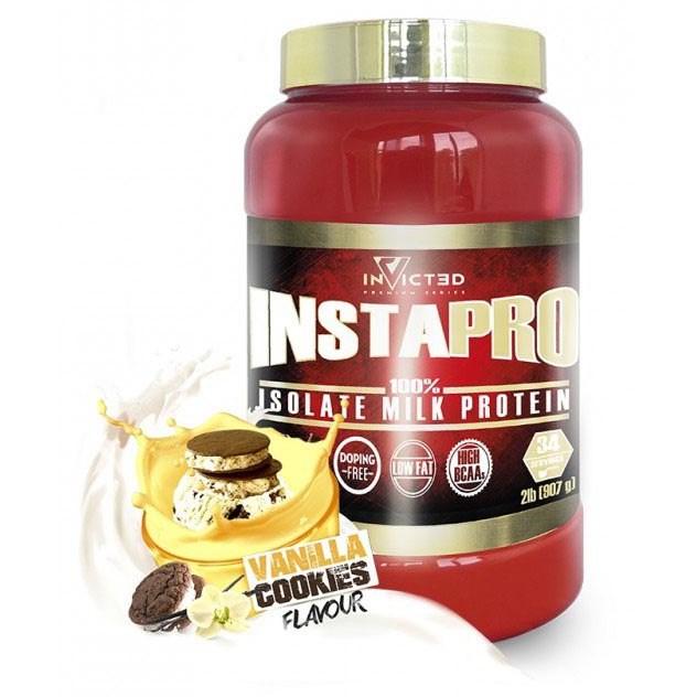 [해외]NUTRISPORT Invicted Insta Pro Isolate 907gr 6137478915