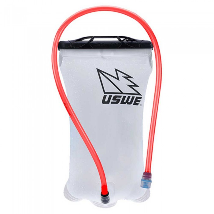 [해외]USWE Shape Shift 1.5-2L Transparent / Red