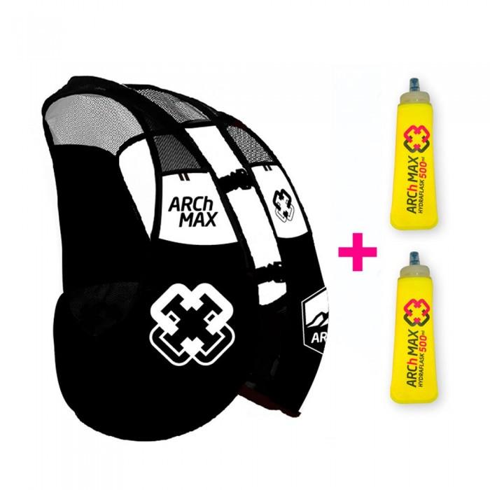 [해외]아치 맥스 Hydration 8L+2 SF 500 ml Black