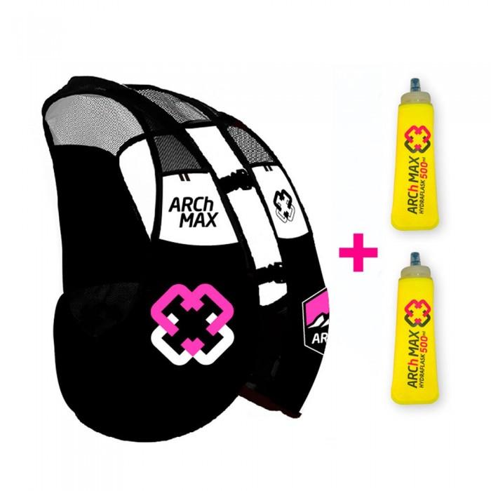 [해외]아치 맥스 Hydration 8L+2 SF 500 ml Pink