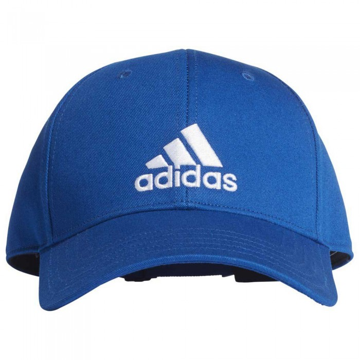 [해외]아디다스 베이스볼 코튼 트윌 Royal Blue / Royal Blue / White