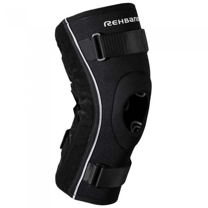 [해외]리밴드 UD Hyper-X Knee Brace 5 mm 12137513008 Black