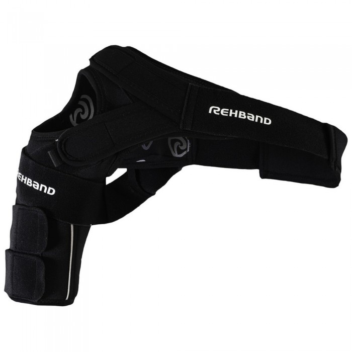 [해외]리밴드 UD X-Stable 숄더 Brace 라이트 5 mm Black