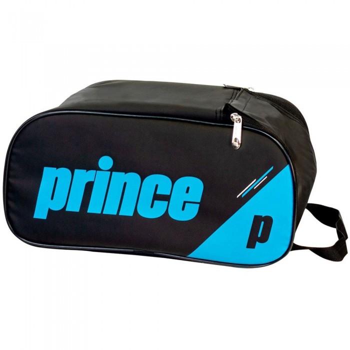 [해외]PRINCE Logo Shoe Bag 12137426907 Black / Blue